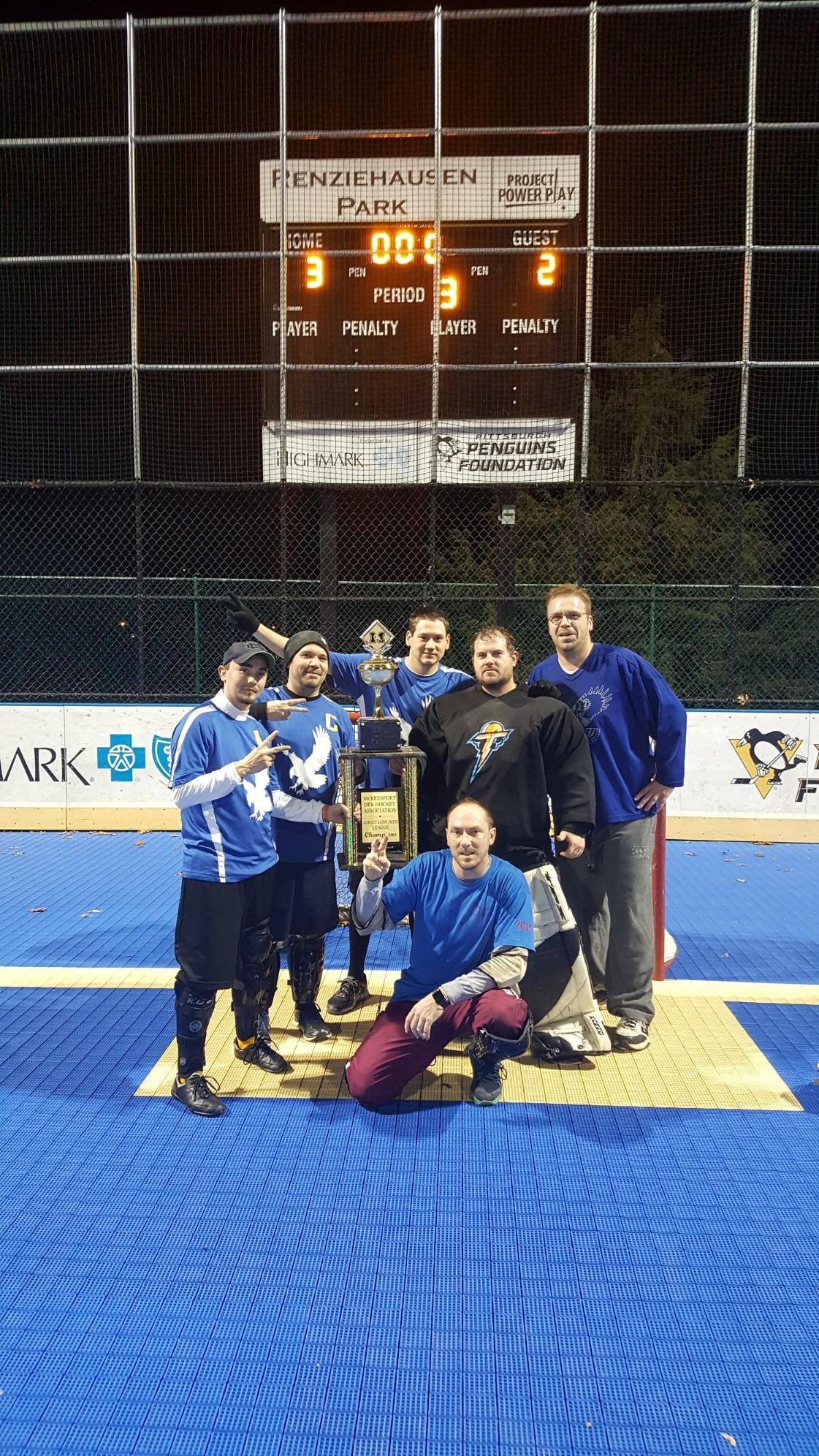 Photos | McKeesport Dek Hockey